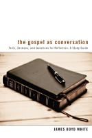 The Gospel as Conversation PDF