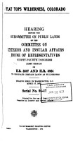 Hearings  Reports and Prints of the House Committee on Interior and Insular Affairs PDF