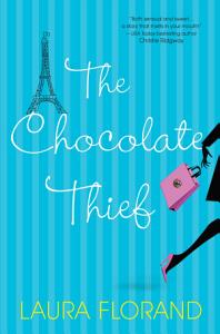 The Chocolate Thief Book