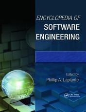 Encyclopedia of Software Engineering Three Volume Set  Print  PDF
