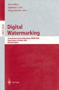 Digital Watermarking PDF