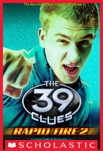 The 39 Clues  Rapid Fire  2  Ignition Book