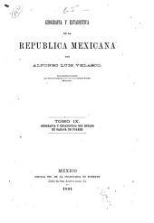 Geografía y estadística del estado de Oaxaca