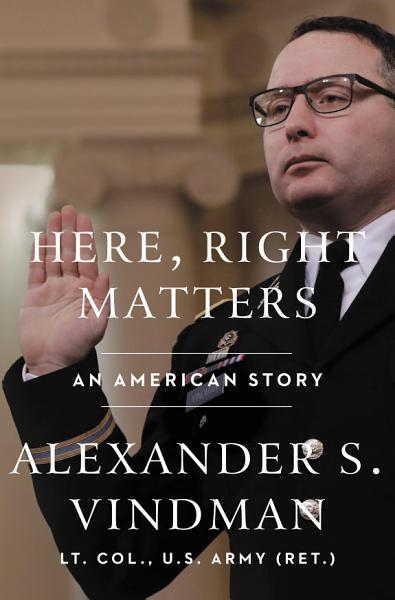 Download Here  Right Matters Book