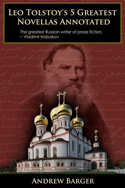 Download Leo Tolstoy s 5 Greatest Novellas Annotated Book