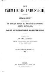 Chemie-Arbeit in Werk und Labor: Band 14