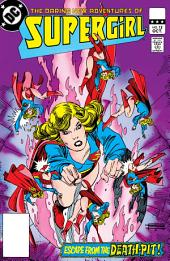 The Daring New Adventures of Supergirl (1982-) #12