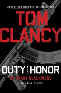 Tom Clancy Duty and Honor Book
