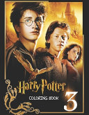 Harry Potter Coloring Book 3