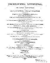 Encyclopaedia Londinensis: Volume 11