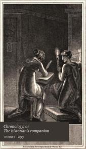 Chronology, or The historian's companion