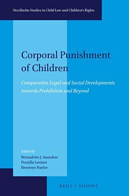 Corporal Punishment of Children