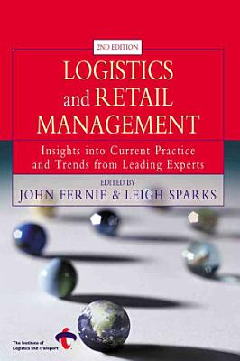 Logistics and Retail Management PDF