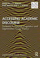 Accessing Academic Discourse PDF