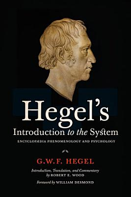 Hegel s Introduction to the System PDF