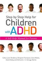 Step by Step Help for Children with ADHD PDF