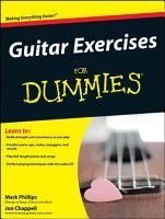 Guitar Exercises For Dummies PDF