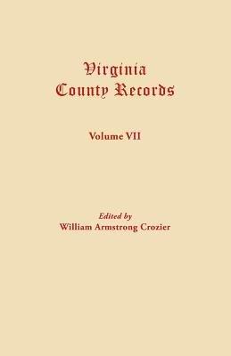 Virginia County Records