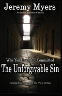 Why You Have Not Committed the Unforgivable Sin PDF