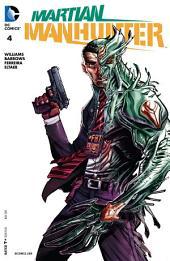 Martian Manhunter (2015-) #4