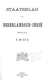 Staatsblad van Nederlandsch-Indië: Nummers 1-119