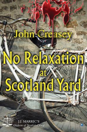 No Relaxation At Scotland Yard PDF