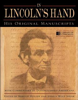 In Lincoln s Hand Book