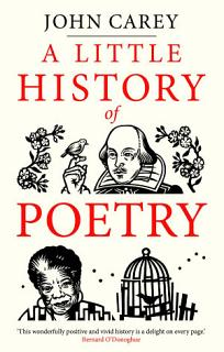 A Little History of Poetry Book