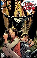 Superman: Lois and Clark (2015-) #2