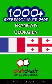 1001+ Expressions de Base Français - Géorgien