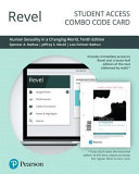 Revel for Human Sexuality in a Changing World    Combo Access Card PDF