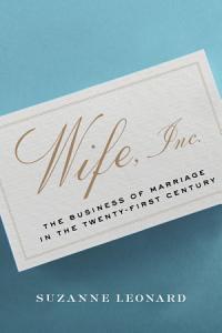 Wife, Inc. Book