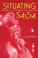 Situating Salsa PDF