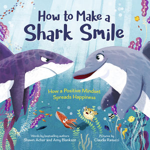 How to Make a Shark Smile Book