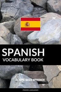 Spanish Vocabulary Book Book