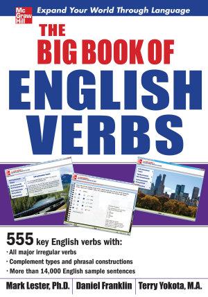 The Big Book of English Verbs PDF
