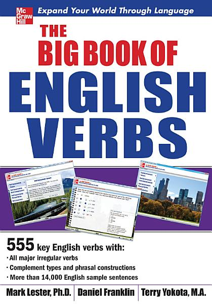 The Big Book of English Verbs PDF