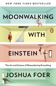 Moonwalking with Einstein Book