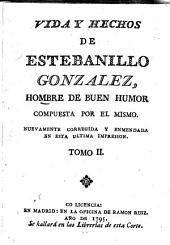 Vida y hechos de Estevanillo González: hombre de buen humor, Volumen 2
