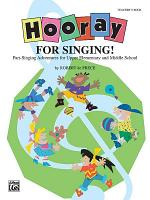 Hooray for Singing  PDF