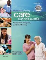 Ulrich   Canale s Nursing Care Planning Guides   E Book PDF