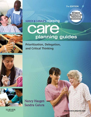 Ulrich   Canale s Nursing Care Planning Guides   E Book PDF