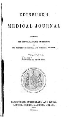 Edinburgh Medical Journal PDF