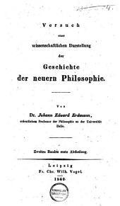 Die Entwicklung des Empirismus und Materialismus in der Zeit zwischen Locke und Kant