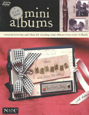 It's All about Mini Albums (Leisure Arts #3731)