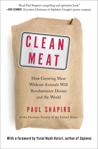 Download Clean Meat Book