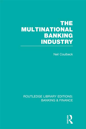 The Multinational Banking Industry PDF