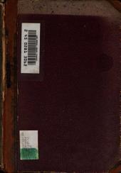 Cassii Felicis De medicina: ex Graecis logicae sectae auctoribus liber translatus sub Artabure et Calepio consulibus (anno 447)