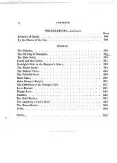 Ballads, Poems, and Lyrics, Original and Translated