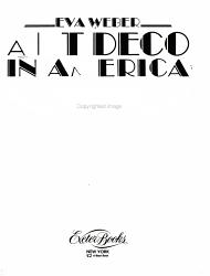 Art Deco in America PDF